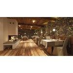 Restaurant VIVANDA im IN Lain Hotel Cadonau