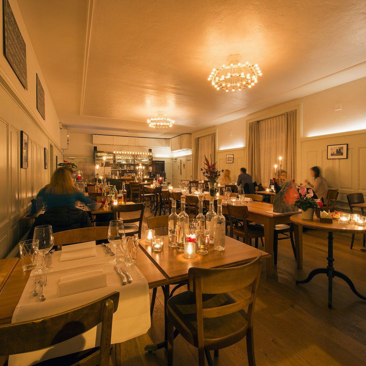 Ein-Raum-Restaurant