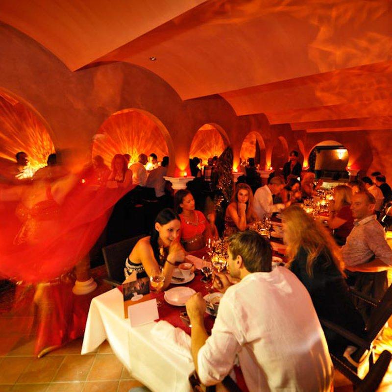 Orientalisches Café