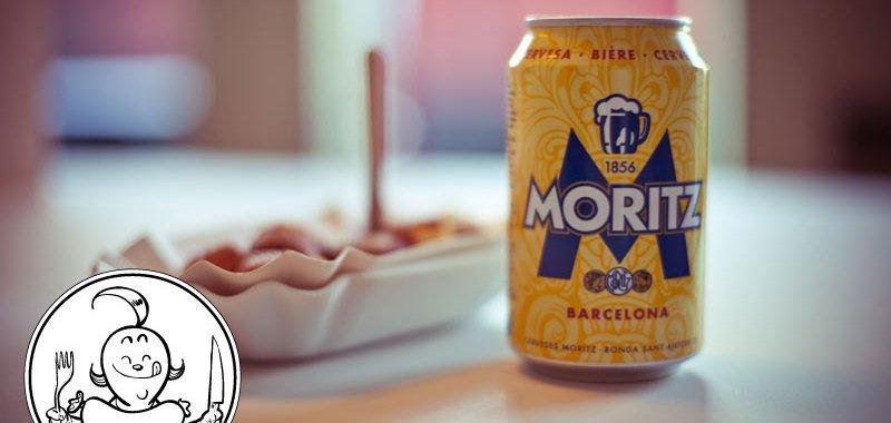 Currywurst und Cerveza Moritz