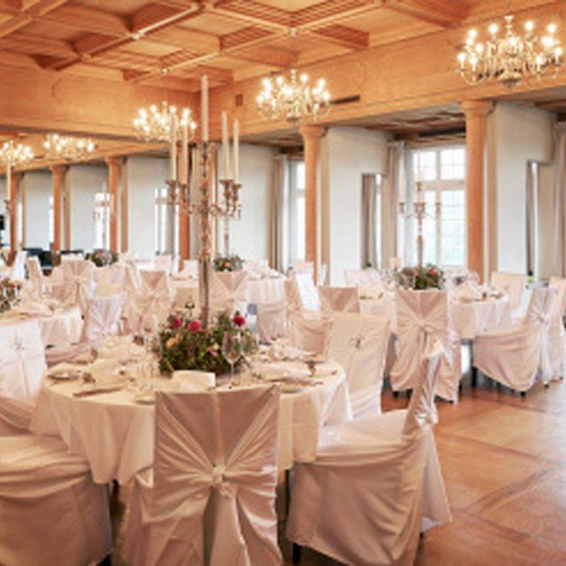 Rittersaal Hochzeit
