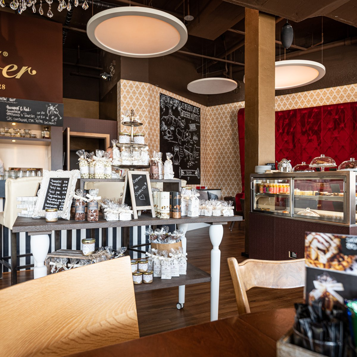 Gottlieber Sweets& Coffee Empfang