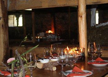 Raclette Hütte