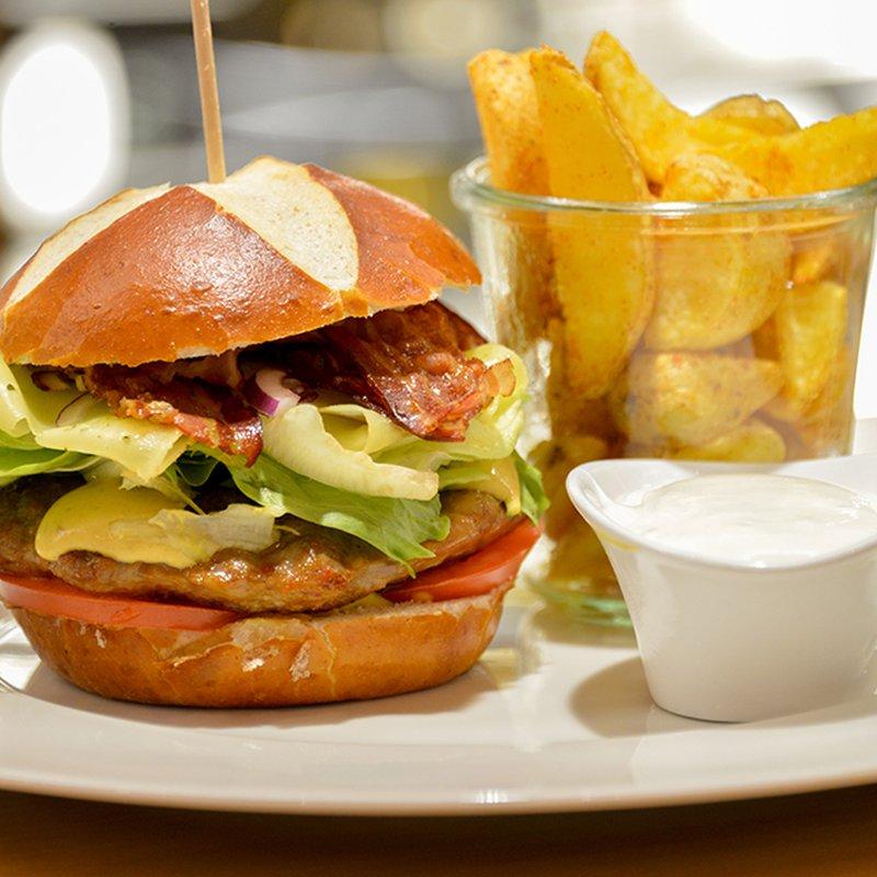 Stollen Burger