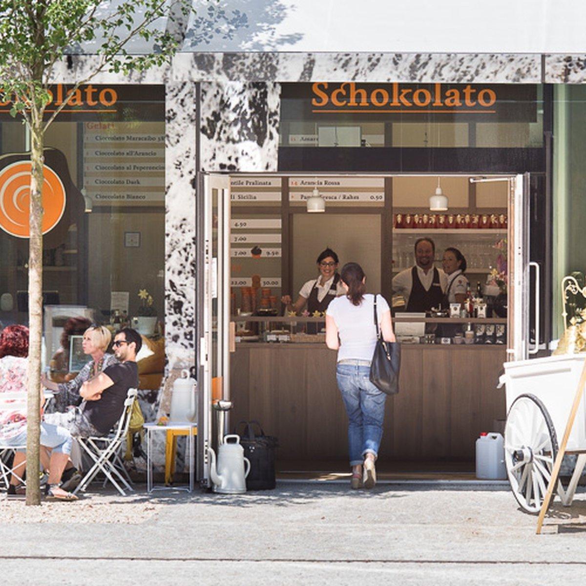 Schokolato - Richtiplatz 2 - 8304 Wallisellen