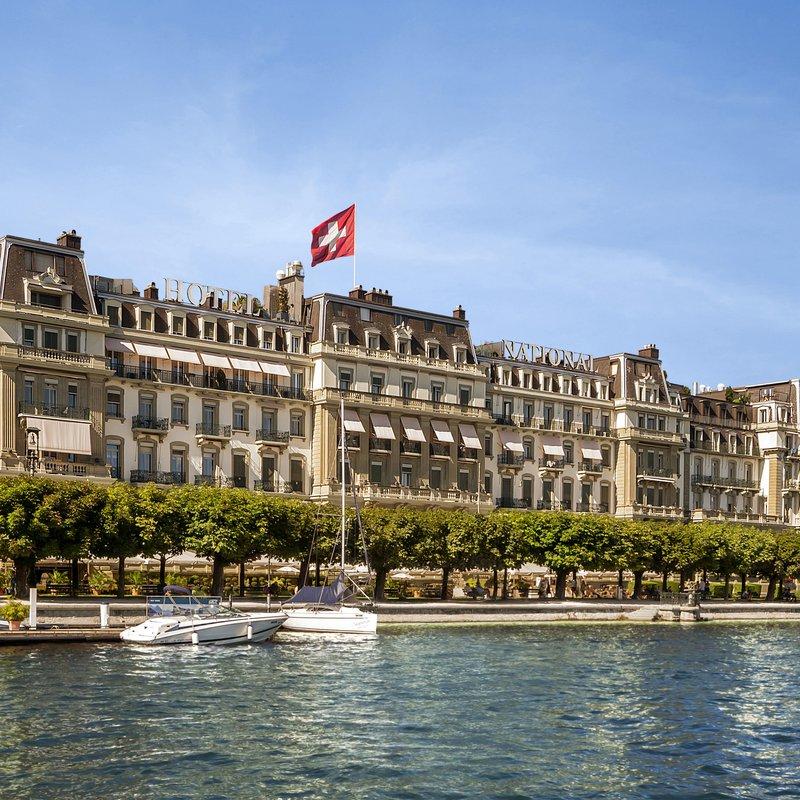 Grand Hotel National Aussenansicht