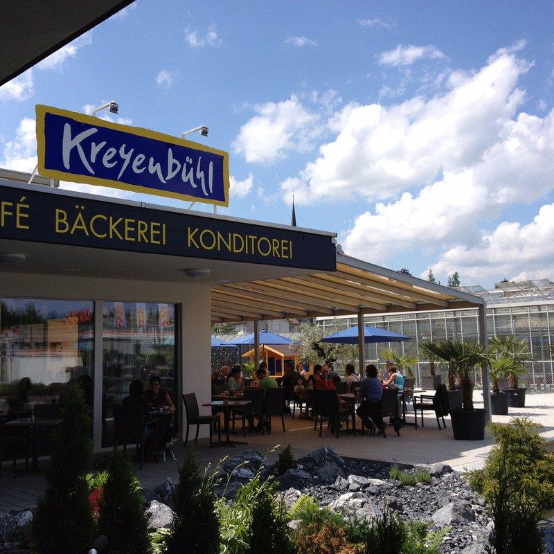 Café Aussenansicht