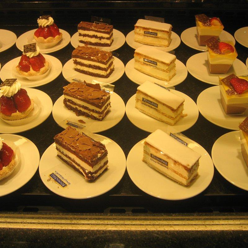 Dessert-Paradies