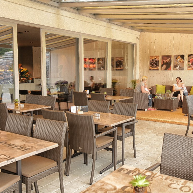 Terrasse-Lounge Café