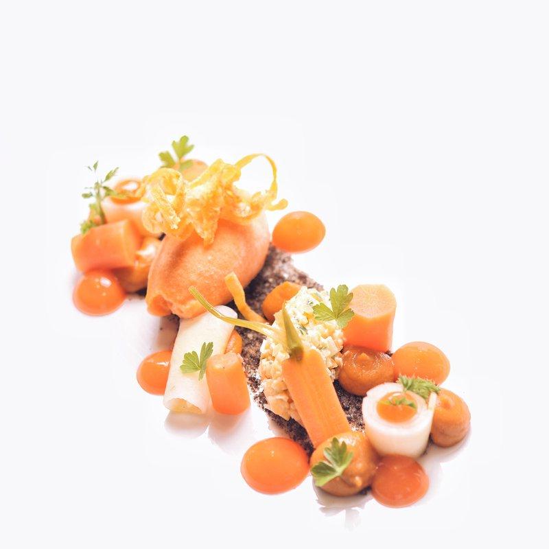 Karottenvariation