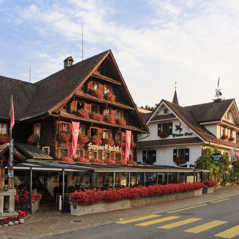 Restaurant Bränte im Swiss-Chalet