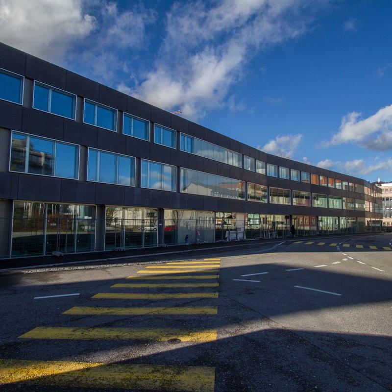 Aussenansicht Campus Olten