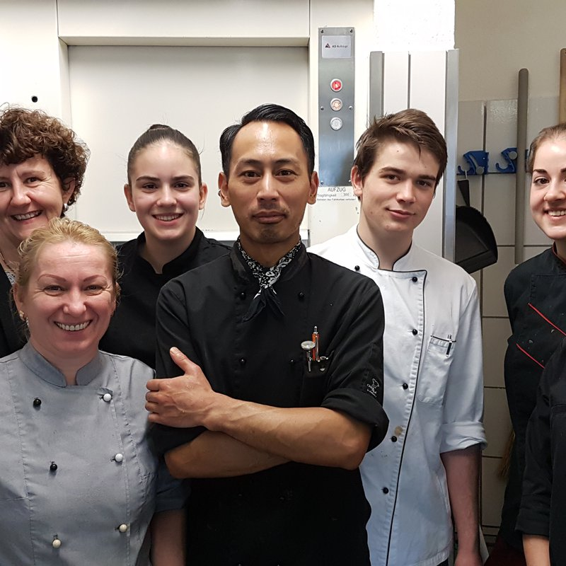 unser Küchen Team
