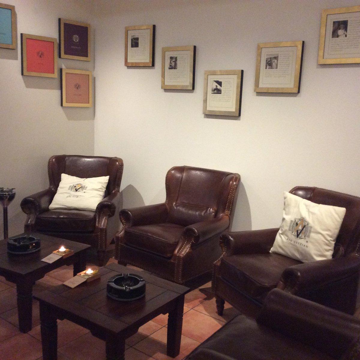 Zigarren-Lounge