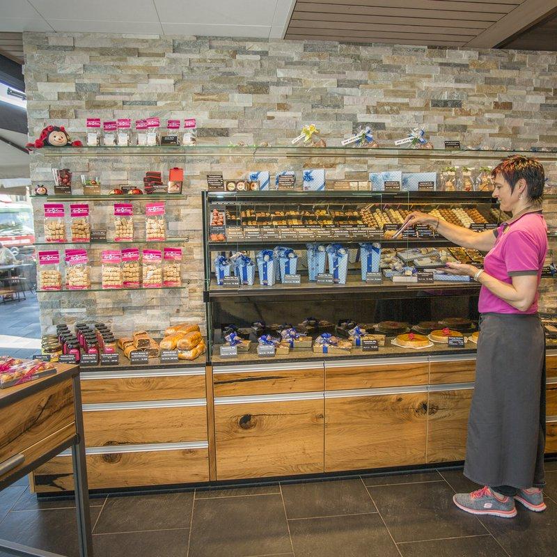 Café Knaus Pralinen Bar