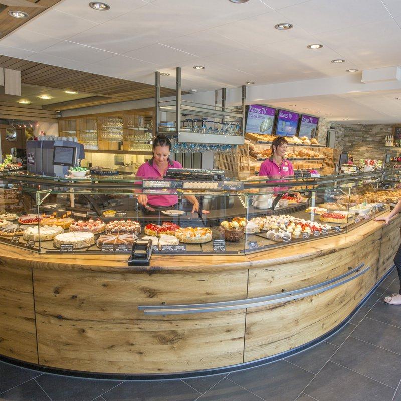Café Knaus Laden 2016