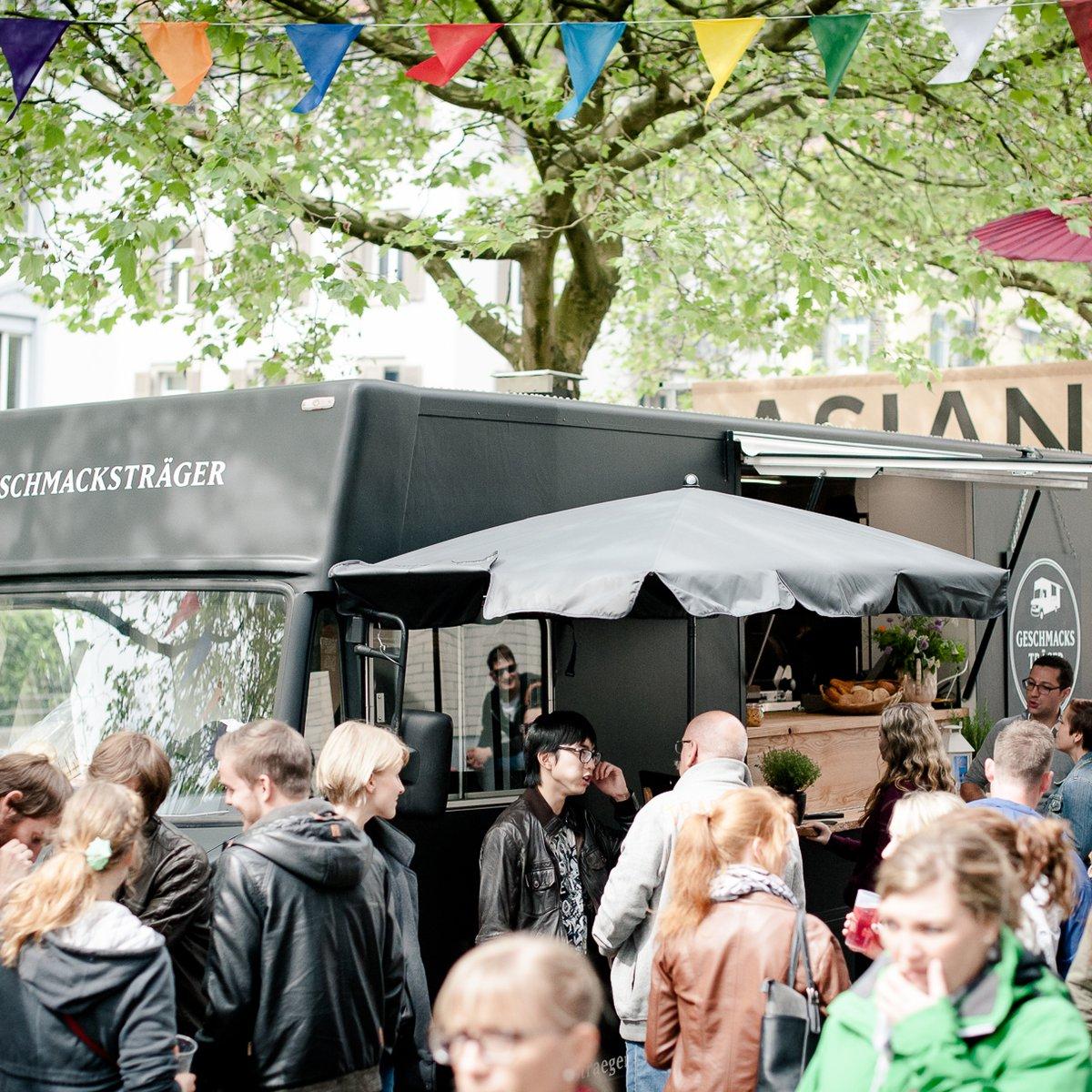 Streetfood St. Gallen