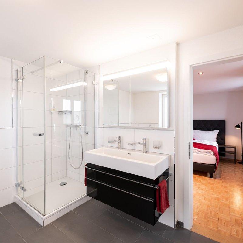 Badzimmer Junior Suite
