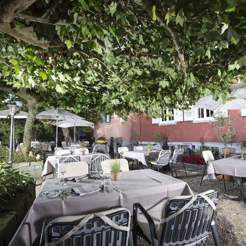 Gartenrestaurant
