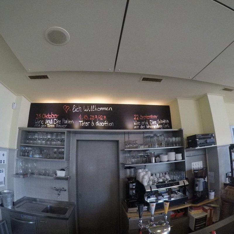 Restaurant / Barbereich