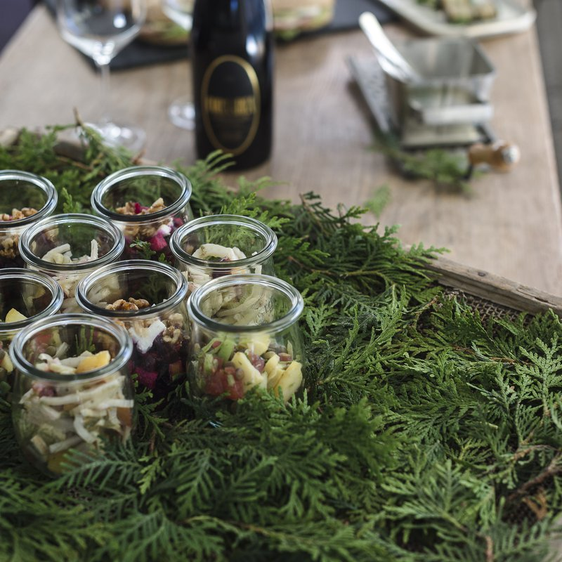 lunchbag Catering Salat