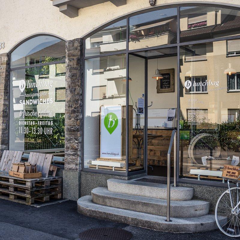 Bild Take Away von lunchbag.ch