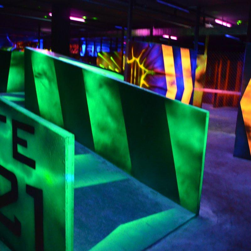 Lasertag Arena 3