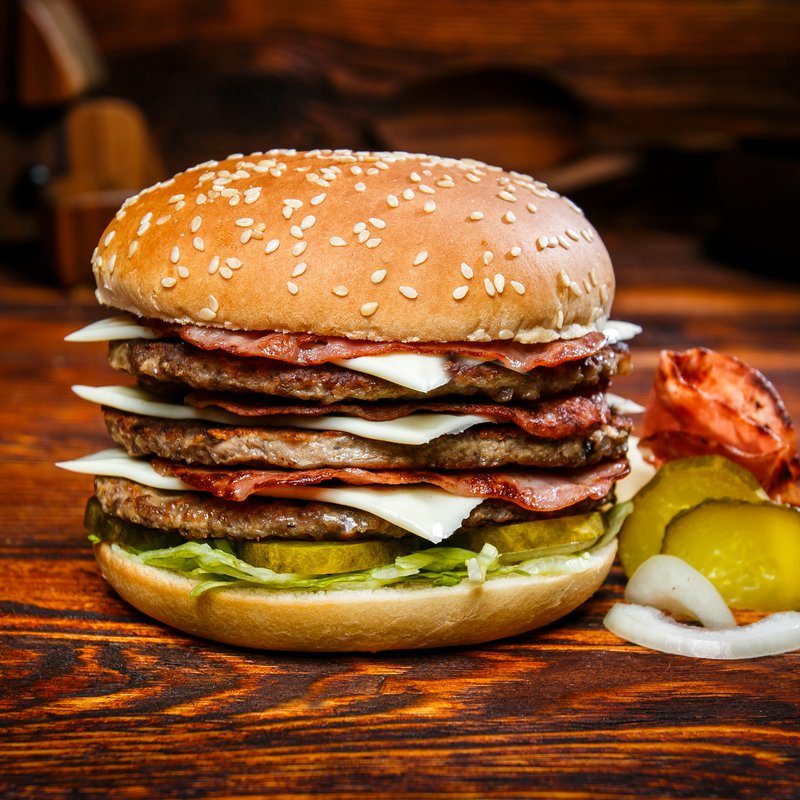 Burger Tribeca