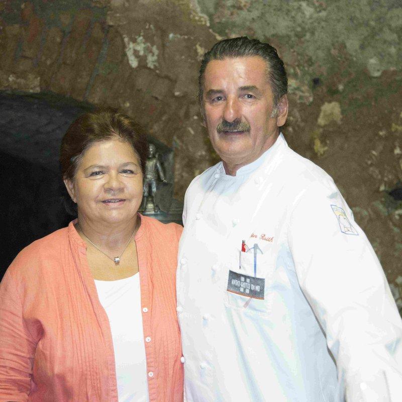 Odette e Peter Raith Gastgeber