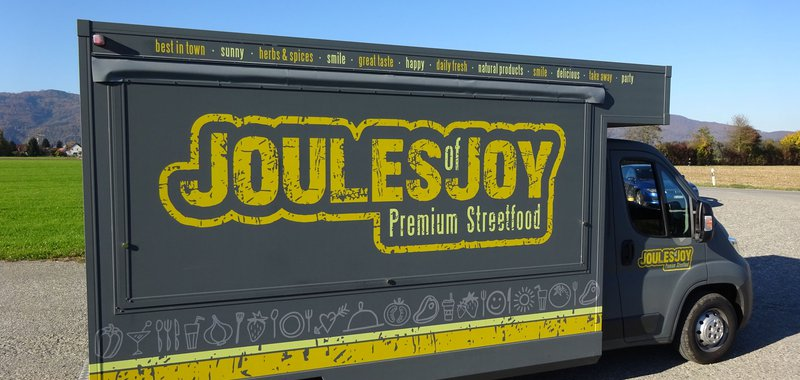 Joules of Joy Bild