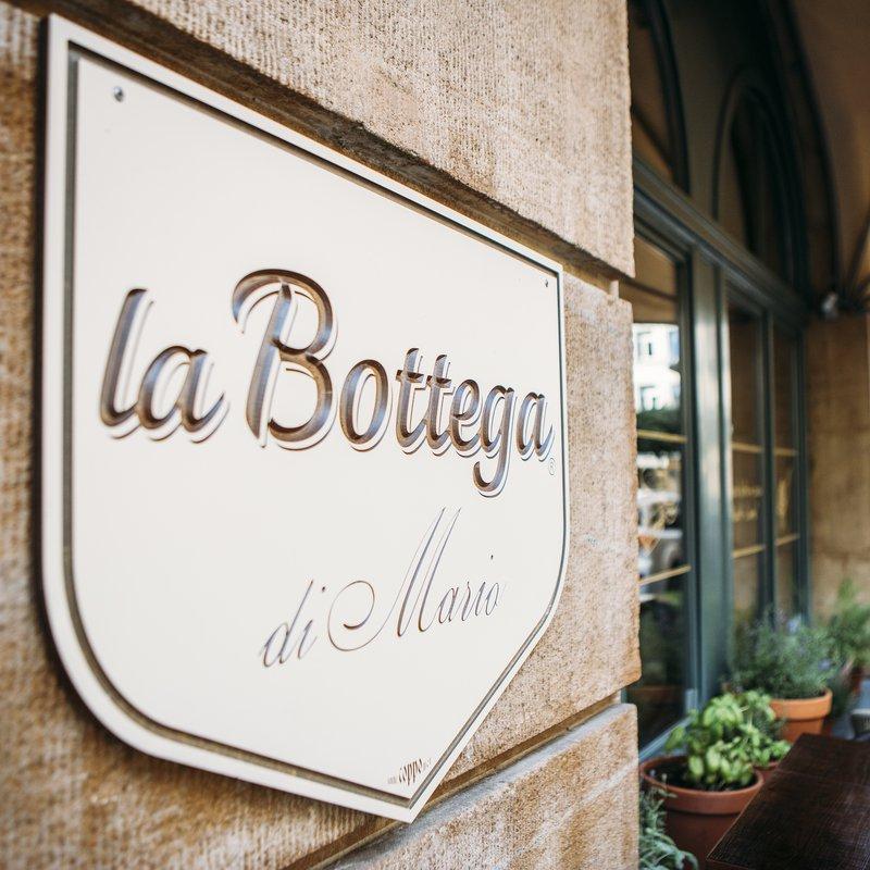 Willkommen in La Bottega di Mario