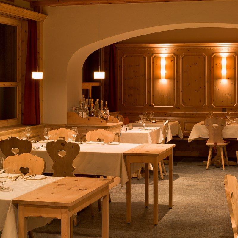 La Padella im Hotel Donatz,Samedan