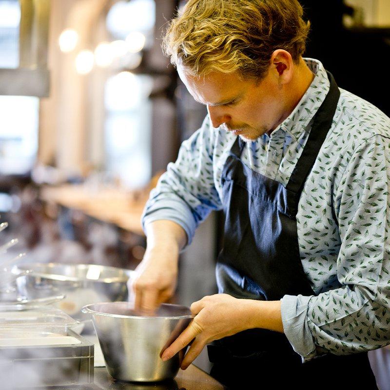 Benjamin Luzuy Le Chef