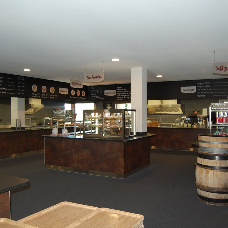 Bergrestaurant Hannigalp Self Service