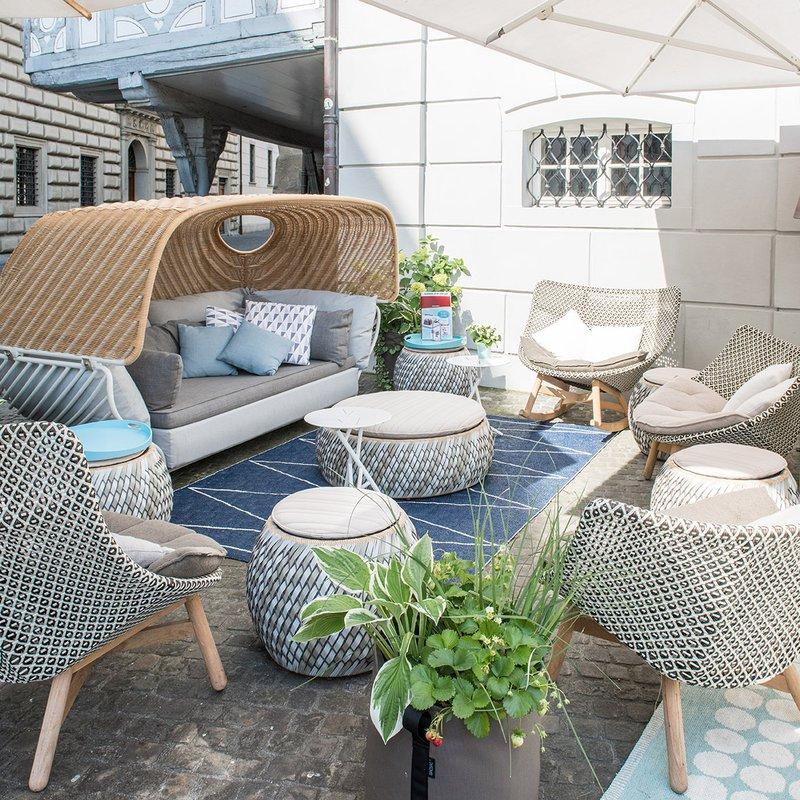 Opus Lounge an der Reuss