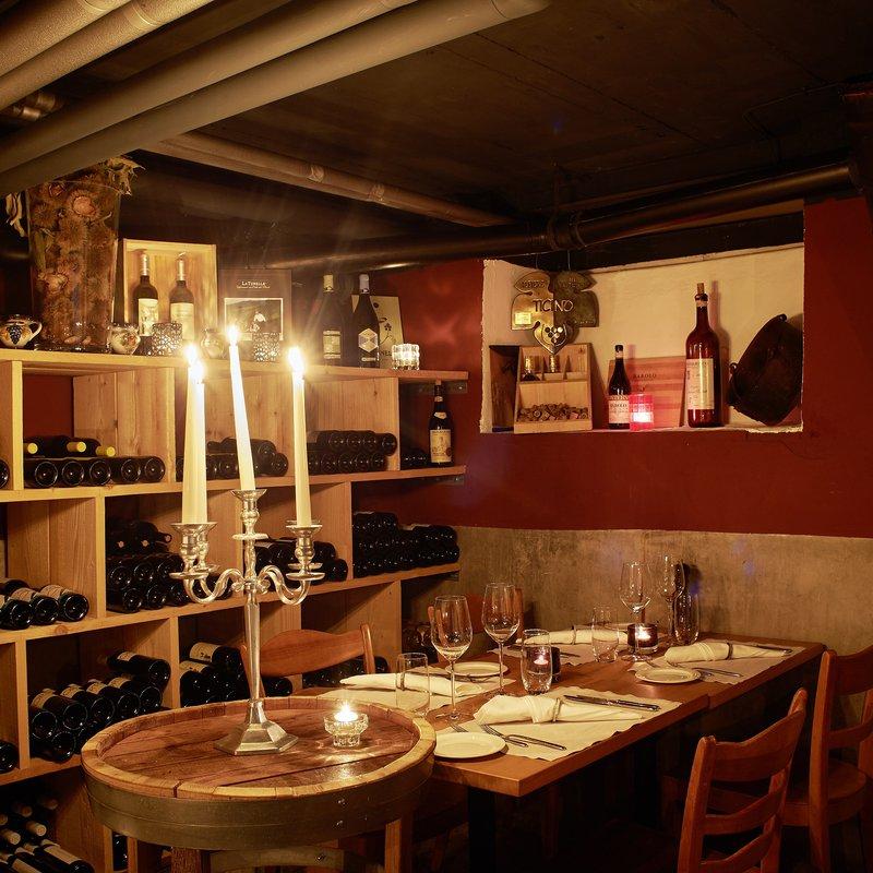 Bellini Cantina - unser Weinkeller