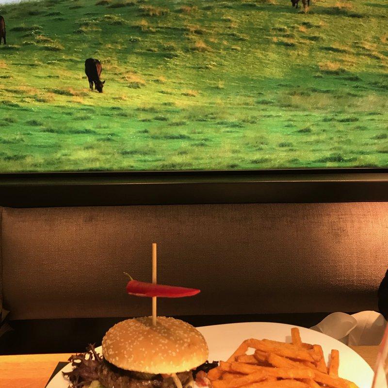 Burger Wiese