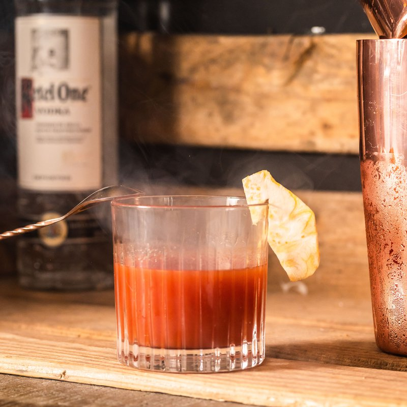 SMOKED BLOODY MARY