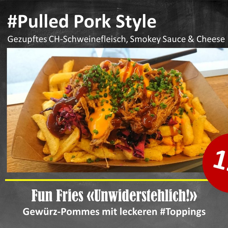 Pulled Pork Style