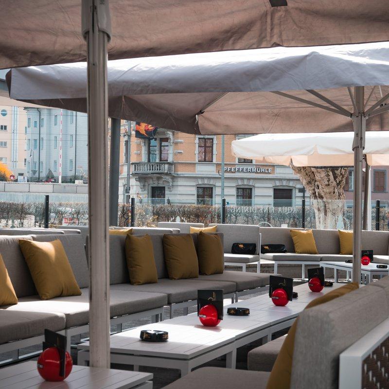 See Lounge Terrasse