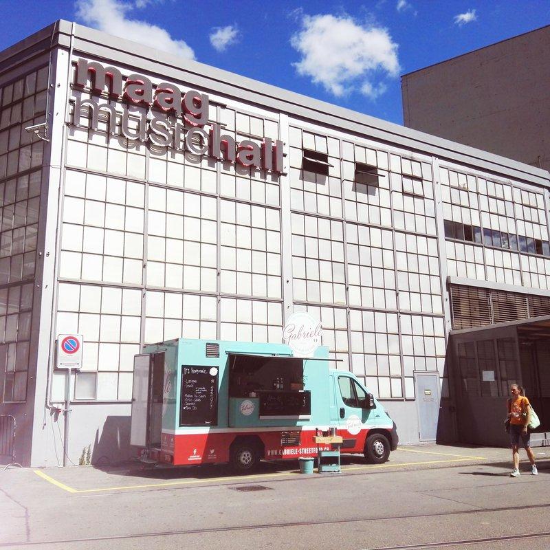 Food Truck, Tagesgeschäft