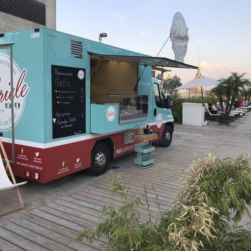 Food Truck, summer feeling
