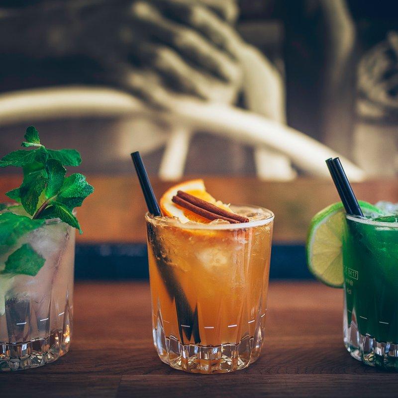 Diverse Cocktails