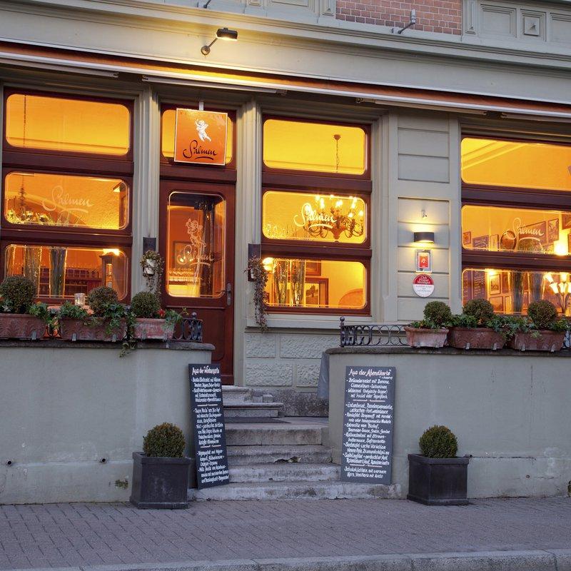 Restaurant Salmen Aussenansicht