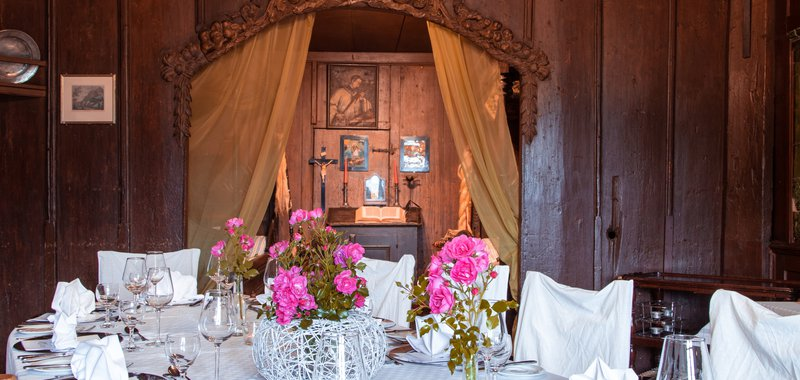 Restaurant Schloss Sargans Bild