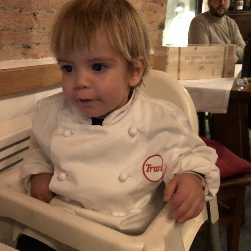 Piccolo Chef!