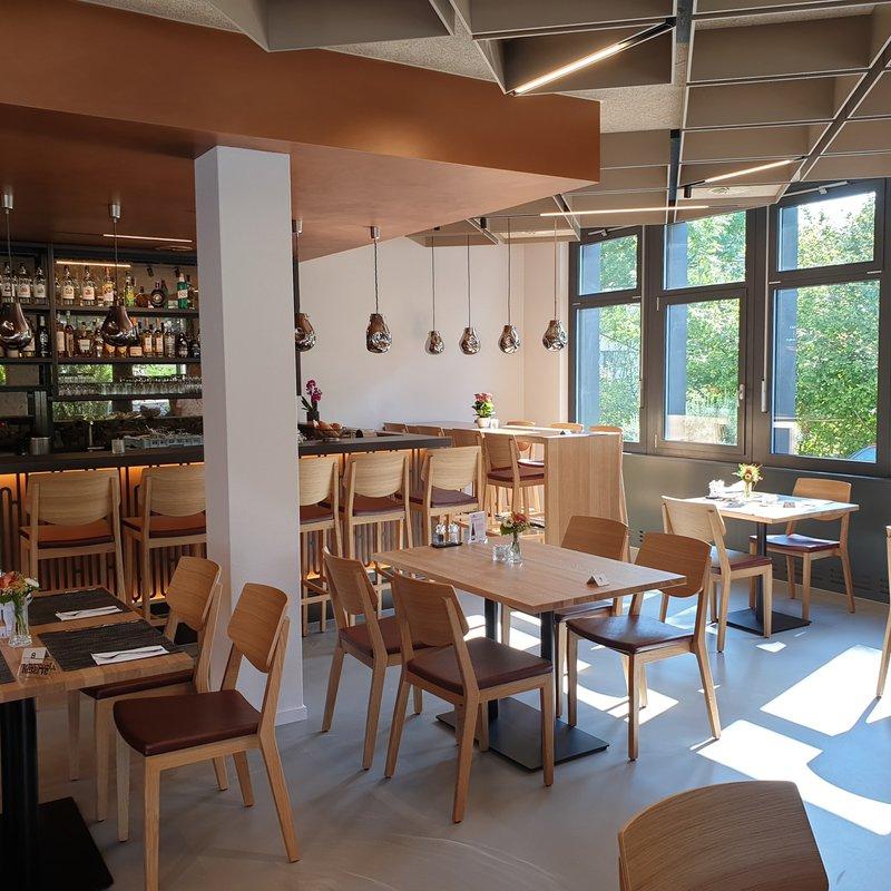 Restaurant à la carte am Mittag
