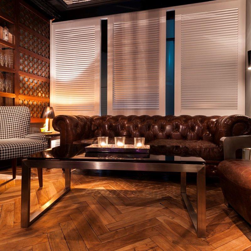 Lounge im hinteren Bereich