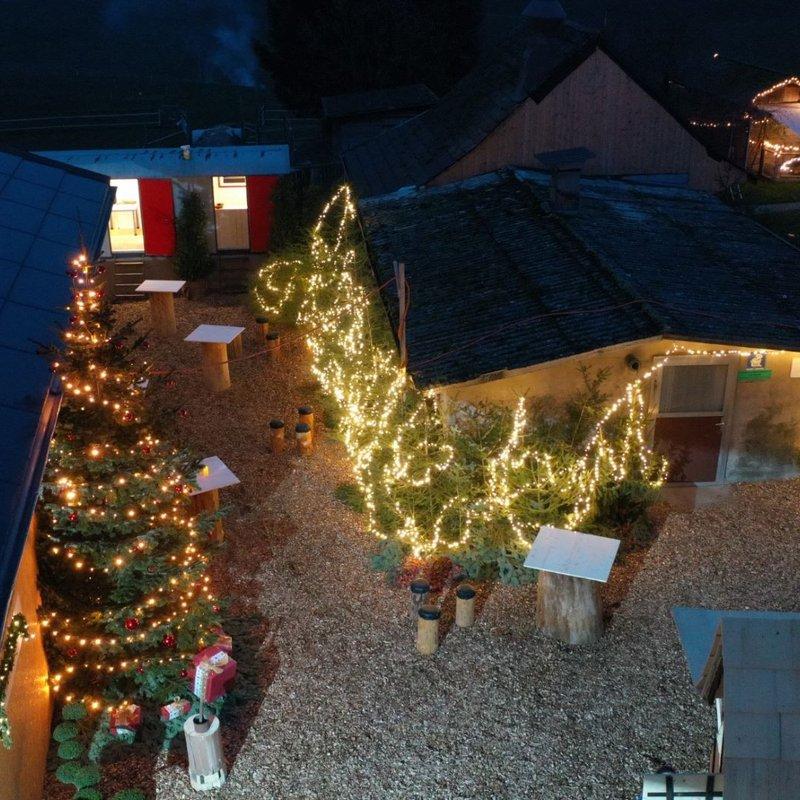 Festplatz Weihnachtsweg