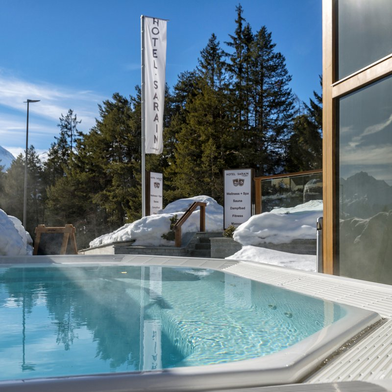 Unser Wellnessbereich: Nach einer schönen Wanderung oder einem tollen Skitag genau das Richtige. Erholung pur.